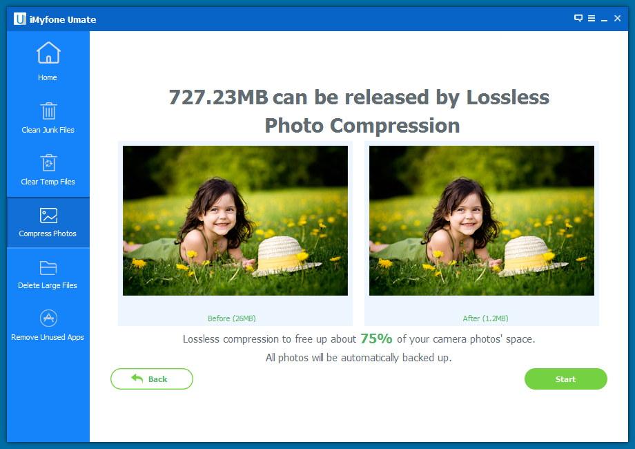 Photo Compression