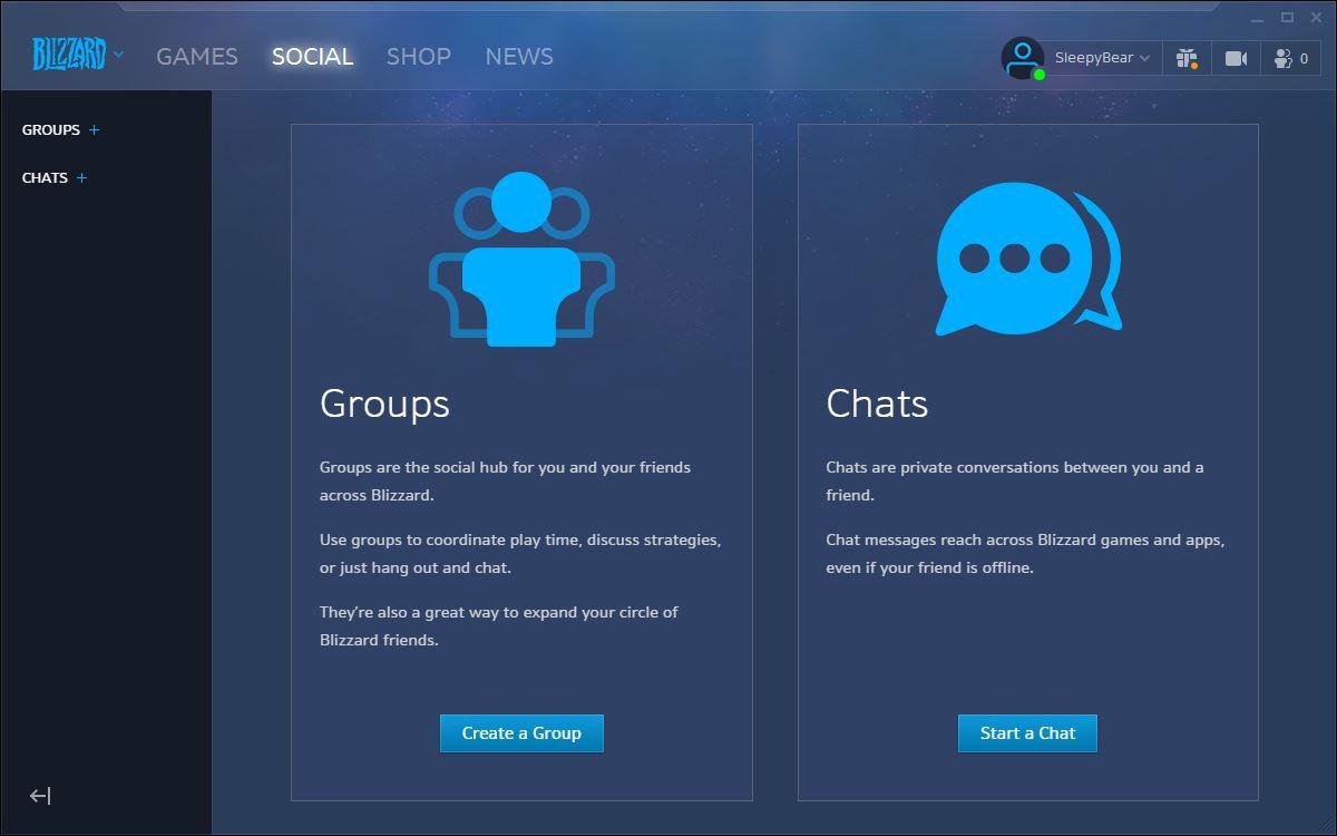 Social Tab