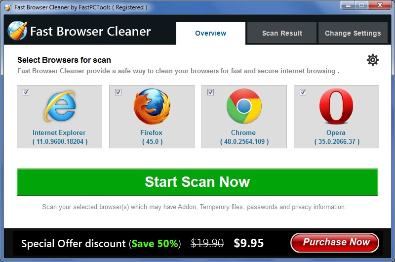 Browsers Overview