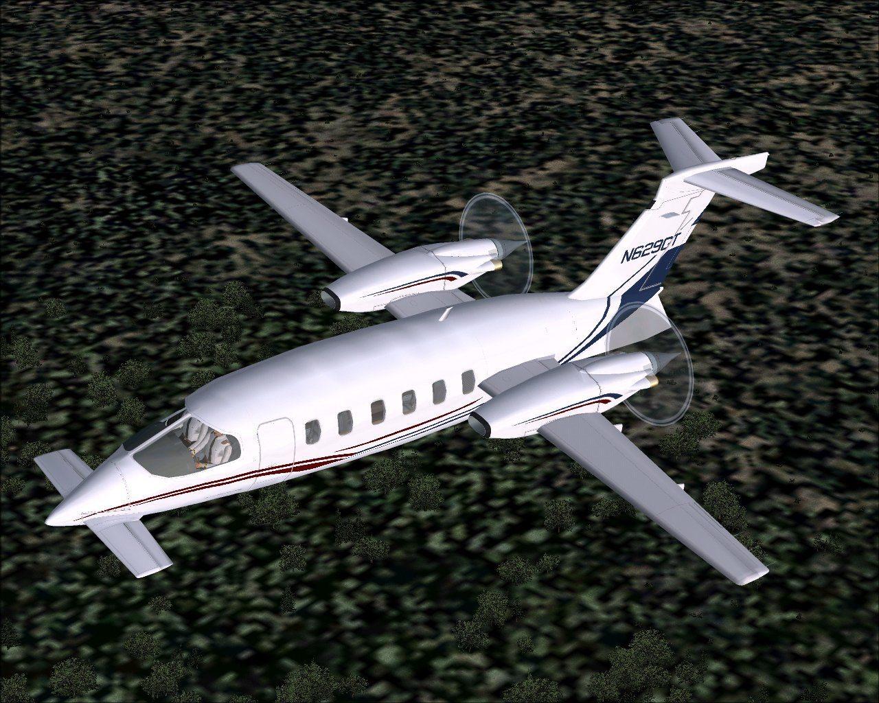 An aircraft sample