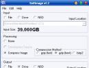 Selecting Output drive