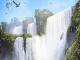Nature's Creation Waterfall