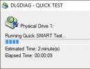 Quick test performance