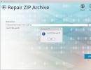Repair ZIP Archive