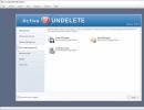 Disk Image Management Window