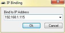 IP Binding