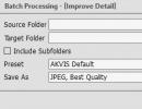 Batch Processing Tool