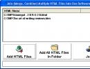 Loading HTML Files