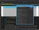 Customize toolbar menu