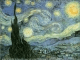 Starry Night Desktop Theme