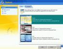 Program options window