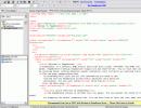 HTML code window