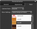 Berokyo Personalization Window