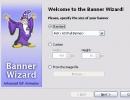 Banner wizard