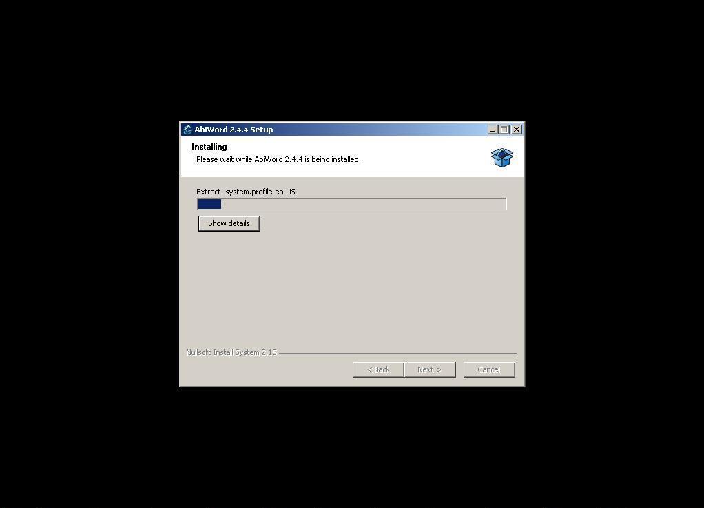 Software Installation # 2