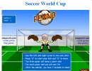 Soccer World Cup-Startup screen