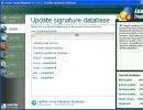 Update signature database