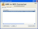 MP3 to AMR Conversion Window