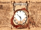 7art alchemic_clock © 2009 by 7art-screensavers.com