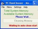 Releasing Memory
